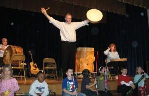 drumsongstory church st school