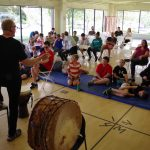 African Drums & Stories at Milestone Day School Waltham MA